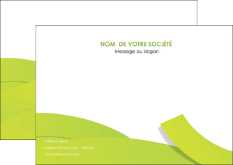 cree flyers espaces verts vert vert pastel colore MLGI57257