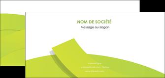 faire flyers espaces verts vert vert pastel colore MLIG57265