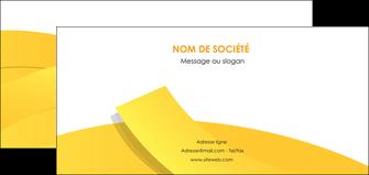 imprimer flyers jaune fond colore fond jaune MIF57369