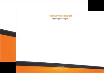 imprimerie affiche orange fond orange colore MLGI57643