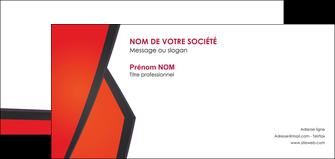 modele en ligne carte de correspondance orange rouge orange colore MIF57771