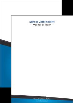 Commander Flyer A4  modèle graphique pour devis d'imprimeur Flyer A5 - Portrait (14,8x21 cm)