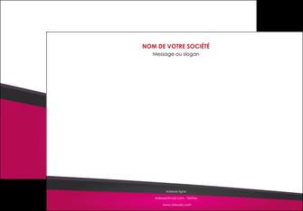 creation graphique en ligne affiche fuchsia gris fond fuchsia MIF57921