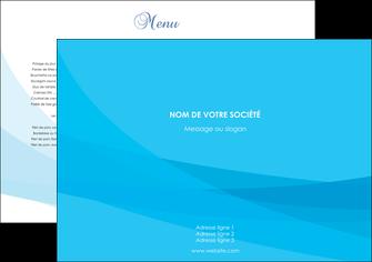 maquette en ligne a personnaliser set de table web design bleu bleu pastel couleurs froides MIF57951