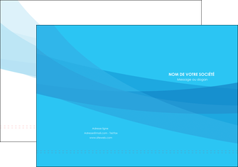 realiser pochette a rabat web design bleu bleu pastel couleurs froides MLGI57963