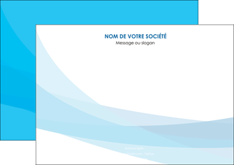 imprimer affiche web design bleu bleu pastel couleurs froides MLIG57969