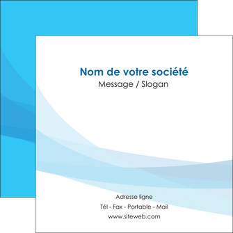 modele en ligne flyers web design bleu bleu pastel couleurs froides MLGI57985