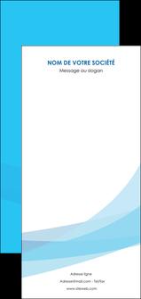 imprimerie flyers web design bleu bleu pastel couleurs froides MLGI58001