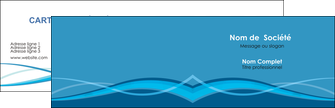 Impression impression carte de correspondance en ligne  Carte commerciale de fidélité impression-carte-de-correspondance-en-ligne Carte de visite Double - Paysage