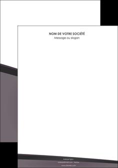 creation graphique en ligne affiche violet noir courbes MLIG58397