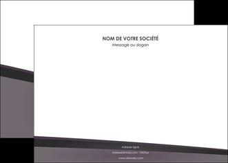 faire modele a imprimer affiche violet noir courbes MIF58413