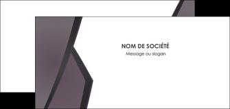 maquette en ligne a personnaliser flyers violet noir courbes MIF58429