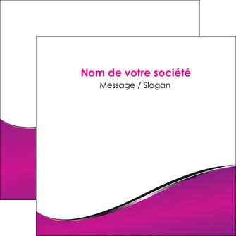 modele flyers violet fond violet colore MIF58663