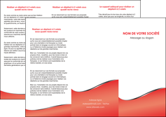 creer modele en ligne depliant 3 volets  6 pages  rouge rouille colore MLIG58715