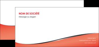 personnaliser modele de flyers rouge rouille colore MLIG58725