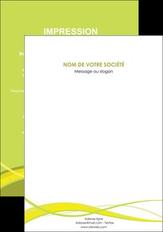 personnaliser modele de affiche espaces verts vert vert pastel fond vert MLIG58747