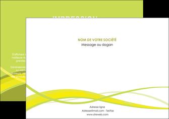faire modele a imprimer affiche espaces verts vert vert pastel fond vert MIF58763