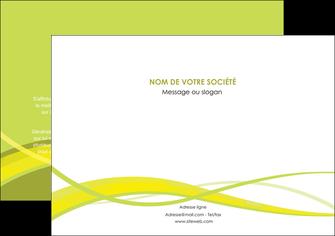 imprimerie affiche espaces verts vert vert pastel fond vert MIF58767
