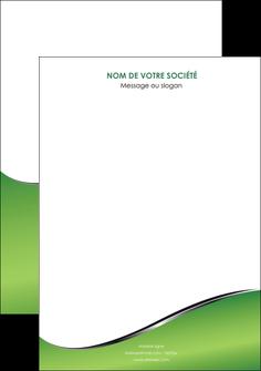 creation graphique en ligne affiche vert fond vert colore MLGI59247