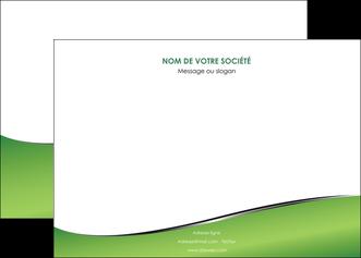 creer modele en ligne affiche vert fond vert colore MIF59259