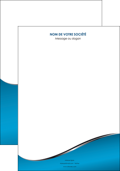 creation graphique en ligne affiche bleu bleu pastel fond bleu MLIG59357