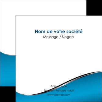 imprimer flyers bleu bleu pastel fond bleu MIF59387