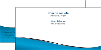 creation graphique en ligne enveloppe bleu bleu pastel fond bleu MIF59391