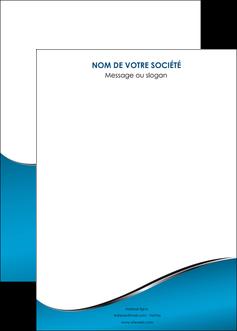 creation graphique en ligne affiche bleu bleu pastel fond bleu MLGI59397