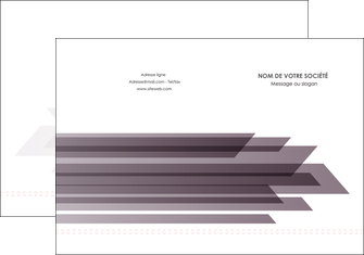 imprimerie pochette a rabat web design gris fond gris simple MIF59469