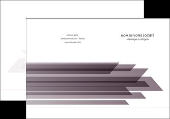 realiser pochette a rabat web design gris fond gris simple MIF59471
