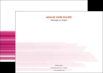 imprimerie affiche rose fond rose trait MLGI59659
