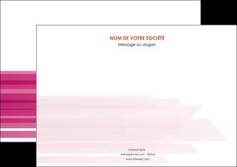 exemple flyers rose fond rose trait MLGI59673