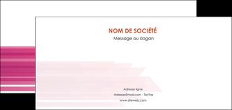 personnaliser modele de flyers rose fond rose trait MLGI59675