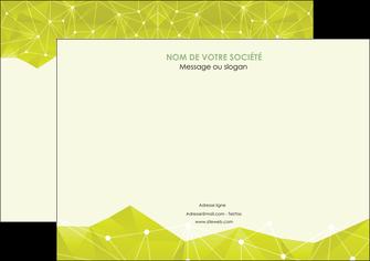 creation graphique en ligne affiche graphisme vert fond vert colore MIF60055