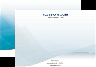 modele affiche bleu bleu pastel fond au bleu pastel MLGI60529