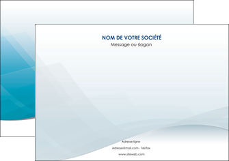 exemple affiche bleu bleu pastel fond au bleu pastel MLGI60531