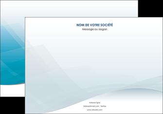 modele affiche bleu bleu pastel fond au bleu pastel MLGI60533