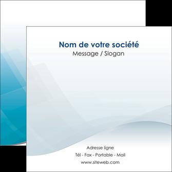 personnaliser maquette flyers bleu bleu pastel fond au bleu pastel MLGI60545