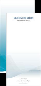 modele flyers bleu bleu pastel fond au bleu pastel MLGI60561