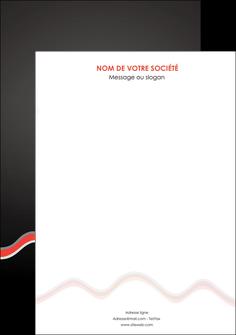 faire modele a imprimer affiche web design gris gris fonce mat MIF60891