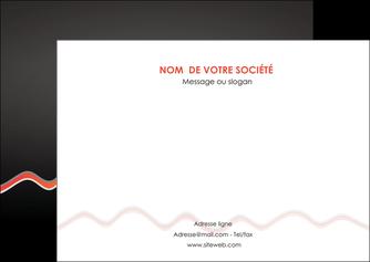 realiser flyers web design gris gris fonce mat MIF60911