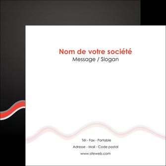 faire flyers web design gris gris fonce mat MIF60915