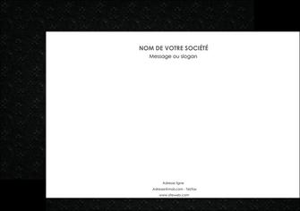 creer modele en ligne flyers gris fond gris fonce MIF61437