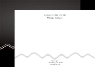 imprimer flyers gris fond gris courbes MLIG61489