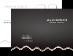 imprimerie carte de visite gris fond gris arriere plan MIF61841