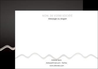personnaliser modele de flyers gris fond gris arriere plan MIF61859