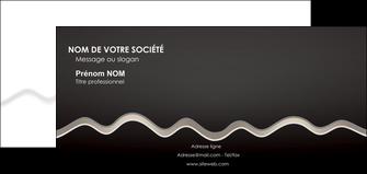 creation graphique en ligne carte de correspondance gris fond gris arriere plan MIF61869