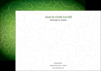 imprimer affiche vert vignette fonce MIF62177