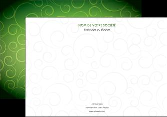 maquette en ligne a personnaliser affiche vert vignette fonce MIF62181