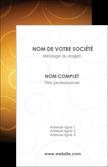 imprimer carte de visite bijouterie dore abstrait abstraction MLGI62221